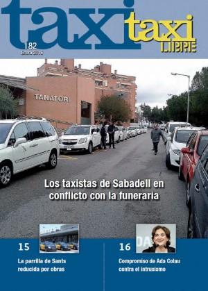 Revista Taxi Libre – 182