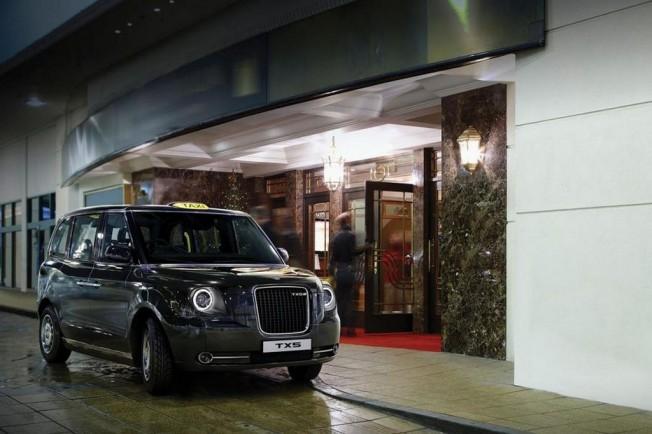 """Los nuevos taxis negros de Londres serán """"verdes"""""""