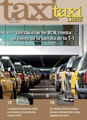 Revista TAXI LIBRE 186