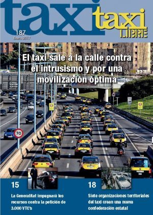 Revista Taxi Libre – 187