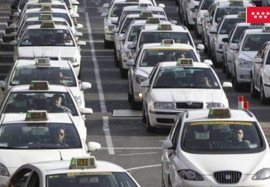 Los taxistas de Madrid proponen una huelga de 'carreras gratis'