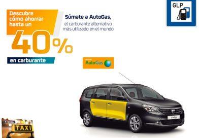 Repsol te aporta 1.000 € en carburante AutoGas por la compra de tu Dacia Lodgy GLP destinado a su uso al Taxi.