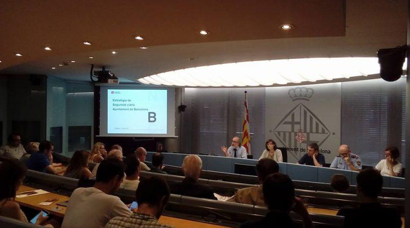 El STAC estuvo presente en la Sesión Plenaria del Pacte per la Mobilitat