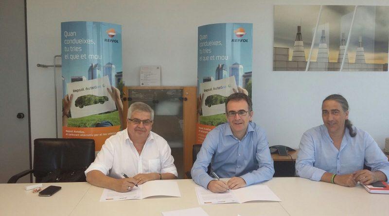 Acuerdo entre REPSOL y STAC para beneficiar a sus afiliados