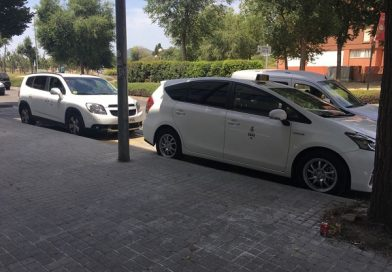 A petición del STAC de Mataró, el ayuntamiento de la ciudad realizará una declaración a favor del taxi