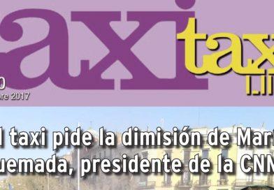 Nueva edición de la Revista Taxi Libre