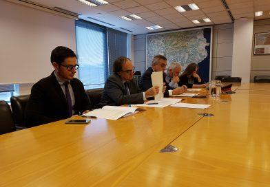 Reunión Generalitat Asociaciones en el marco de la Comisión de Seguridad