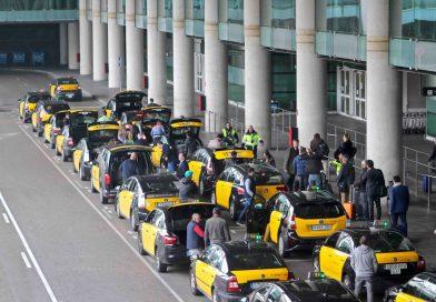 El Ple de l'AMB aprova les tarifes del taxi del 2019