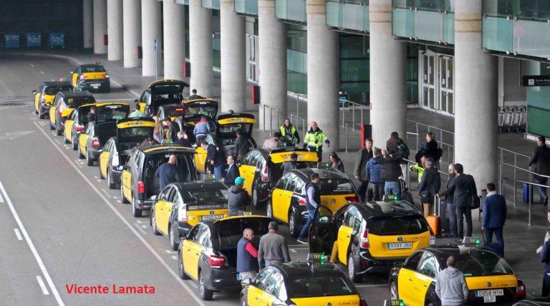 Nou calendari de liberalitzacions al taxi de la AMB del 18 d'agost al 22 d'octubre