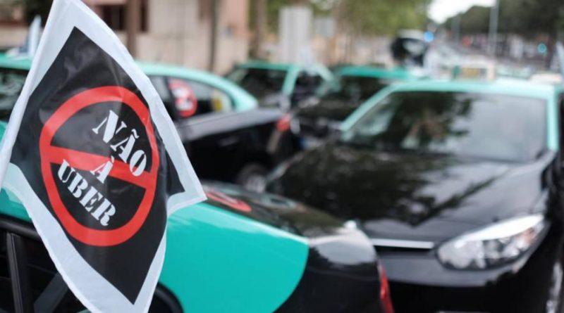El STAC se solidariza con los taxistas portugueses