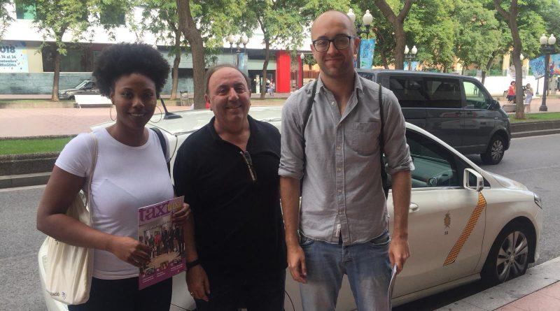 Reunión del STAC de Tarragona con el grupo Podem de esa ciudad