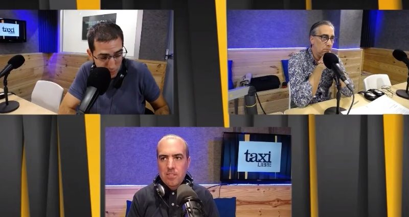 Programa Radio Taxi Libre 10.10.2018 en Radio METRO FM
