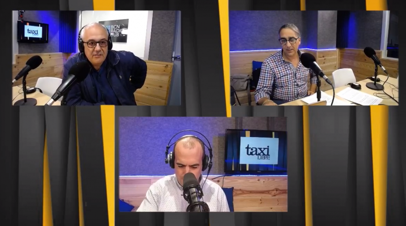 Programa Radio Taxi Libre 17.10.2018 en Radio METRO FM. Edición 38.