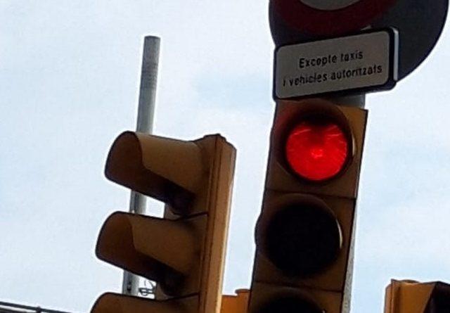 Permès el gir a l'esquerra pel Passeig Picasso per accedir al Parlament, a petició del STAC