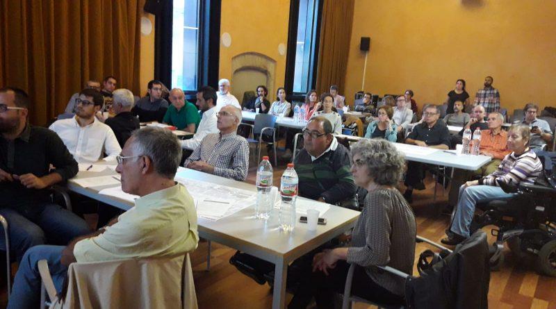 El STAC presente en el debate sobre el futuro de la Via Laietana