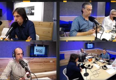 Programa Radio Taxi Libre 14.11.2018 en Radio METRO FM. Edición 42