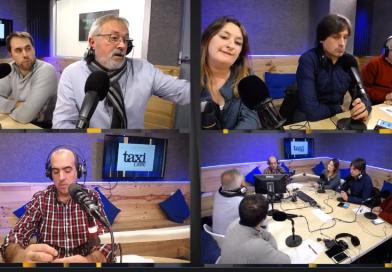 Programa Radio Taxi Libre 5.12.2018 en Radio METRO FM. Edición 45
