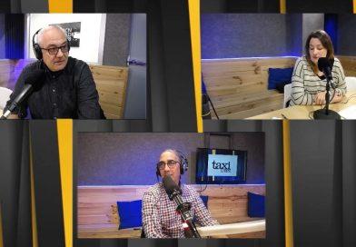 Programa Radio Taxi Libre 12.12.2018 en Radio METRO FM. Edición 46