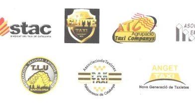 Les organitzacions del taxi de l'AMB sol.liciten una moratòria en la restricció del dièsel en el taxi a partir del 2019