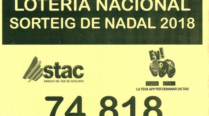 Últimos días para comprar la lotería del STAC