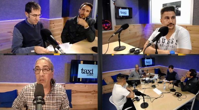 Programa Radio Taxi Libre 08.05.2019 en Radio METRO FM. Edición 66