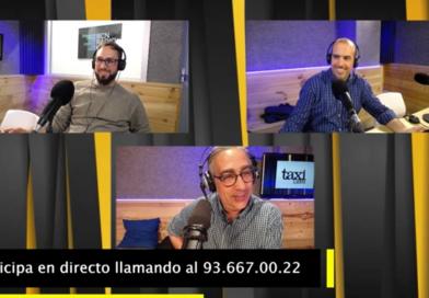 Programa de radio TAXI LIBRE 15.05.2019 en Radio METRO FM. Edición 67