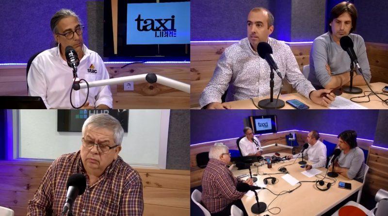 Programa de radio TAXI LIBRE 30.10.19 en Radio METRO FM. Edición 86