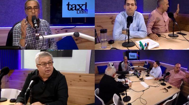 Programa de radio TAXI LIBRE 06.11.19 en Radio METRO FM. Edición 87