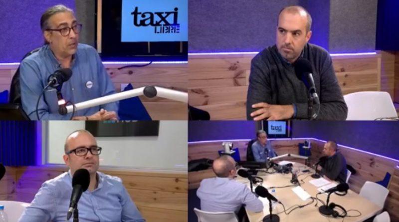 Programa de radio TAXI LIBRE 13.11.19 en Radio METRO FM. Edición 88
