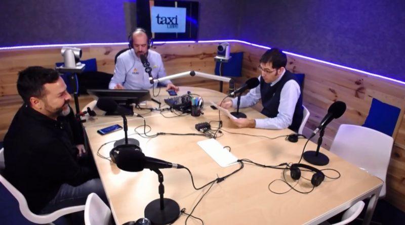 Programa de radio TAXI LIBRE 27.11.19 en Radio METRO FM. Edición 90