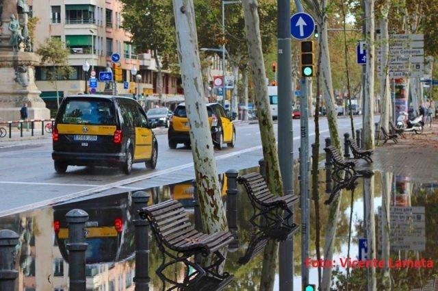 Reunión Asociaciones con Transports de la Generalitat