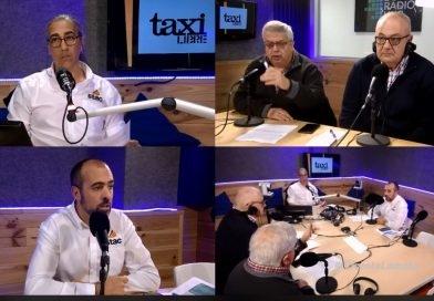 Programa de radio TAXI LIBRE 4.12.19 en Radio METRO FM. Edición 91