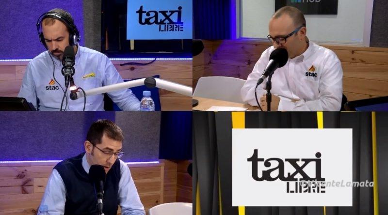 Programa de radio TAXI LIBRE 19.02.20 en Radio METRO FM. Edición 100