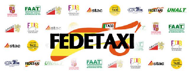 FEDETAXI pide al Gobierno bajadas generalizadas de impuestos, extensión de prestaciones por cese, flexibilidad de tarifas y reducción de burocracia