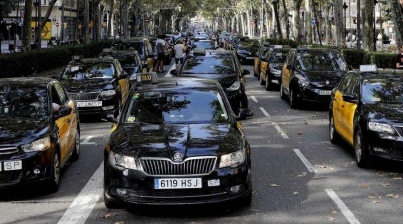 Así será la app pública del taxi en Barcelona