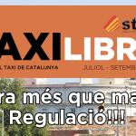 Ya te puedes descargar el último número de la Revista: Taxi Libre 203
