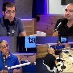 Programa de radio TAXI LIBRE 15.07.2020 en Radio METRO FM. Edición 120