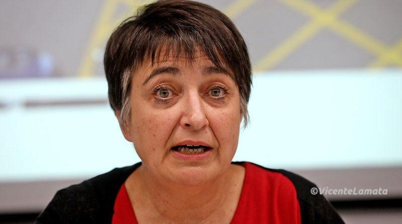 """""""A més de la crisi, al taxi hi ha dificultats estructurals"""", Rosa Alarcón, presidenta del IMET"""