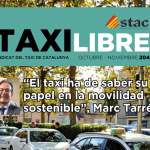 Ya te puedes descargar el último número de la Revista: TAXI LIBRE 204