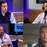 Programa de radio TAXI LIBRE 25.11.2020 en COOLTURA FM. Edición 135