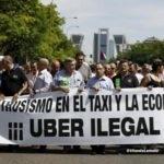 Una nueva jugada de UBER para hacerse con el mercado del taxi