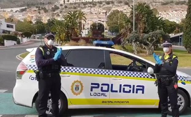La Policía Local de Benalmádena recibe formación para velar por cumplimiento de normativa sobre VTC