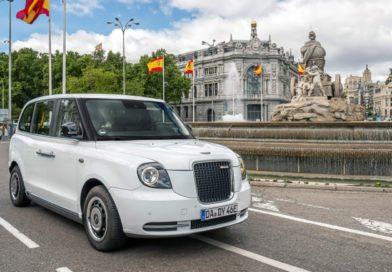 LEVC, la antigua London Taxi, quiere finalizar el año con cinco concesionarios en España