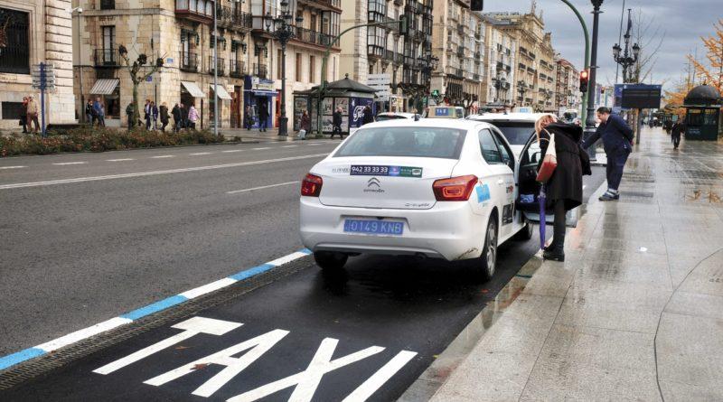 Ayudas a la renovación de los taxis de Santander