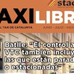 Ya te puedes descargar el último número de la Revista: TAXI LIBRE 208