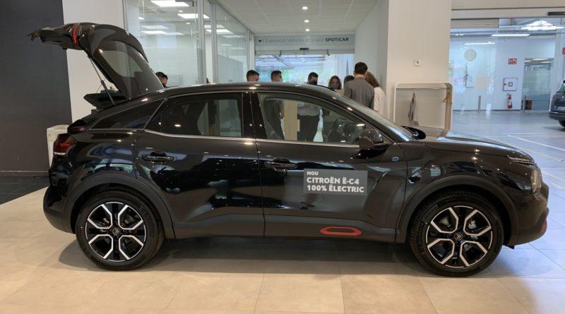 Autoritzat el Citroën Ë-C4 elèctric com a vehicle per a taxi de l'AMB