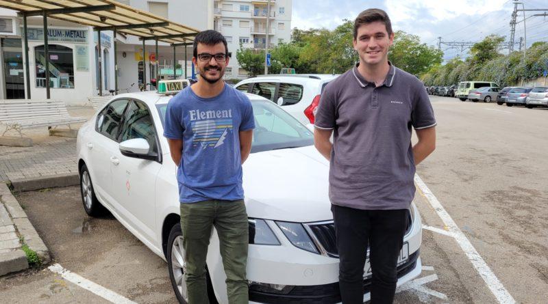 La nova Junta del Radio Taxi de Sitges movilitzada per la millora del sector a la ciutat