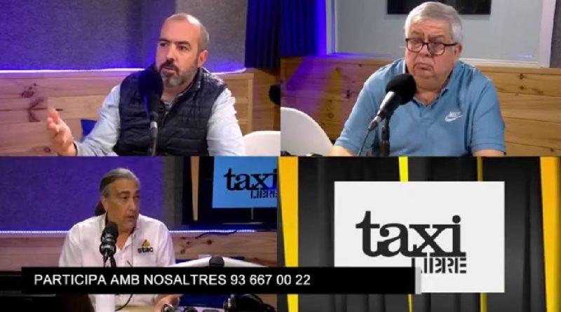 Programa de radio TAXI LIBRE 13.10.2021 en COOLTURA FM. Edición 176